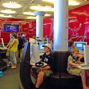 Интернет-кафе Георгиевска