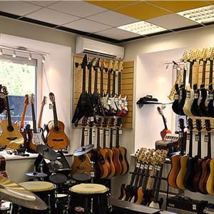 Музыкальные магазины Георгиевска