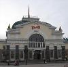 Железнодорожные вокзалы в Георгиевске