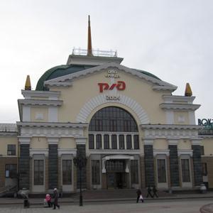 Железнодорожные вокзалы Георгиевска